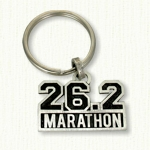 Marathon Key Chain